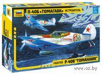 Самолет П-40Б