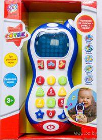 """Развивающая игрушка """"Телефон Сотик"""""""
