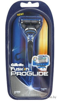 Станок для бритья Gillette FUSION Proglide + 2 кассета
