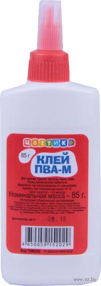 Клей ПВА-М Цветик (85 г)