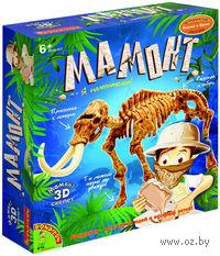 """Набор палеонтолога """"Науки с Буки. Мамонт"""""""