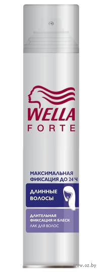 """Лак для волос Wellaforte """"Максимальная фиксация"""" (250 мл)"""