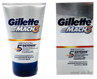 Бальзам после бритья Gillette MACH 3 Soothing