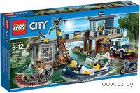 """LEGO. City. """"Участок новой Лесной Полиции"""""""