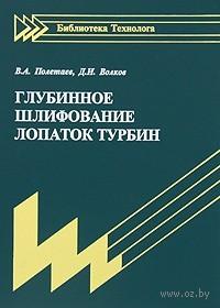 Глубинное шлифование лопаток турбин. Валерий Полетаев, Дмитрий Волков