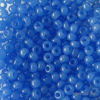 Бисер №32010 (голубой)
