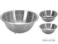Набор посуды металлической (2 предмета, 24*10 см)