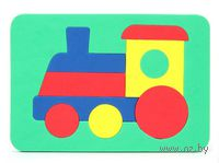 """Развивающая игрушка """"Мозаика. Паровоз"""""""