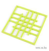 Подставка под горячее силиконовая (16х16 см)
