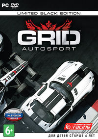 GRID Autosport. Limited Black Edition