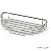 Полка для ванной металлическая (230х116 мм)