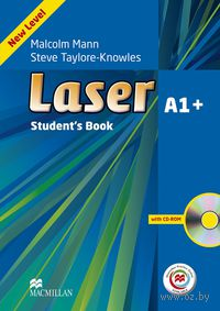 Laser A1+. Student`s Book (+ CD)