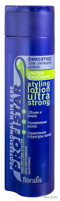 """Фиксатюр для укладки волос """"Ультрафиксация"""" (350 мл)"""