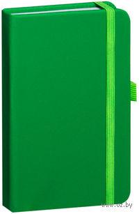 """Блокнот """"Lubeck"""" A6 (зеленый)"""