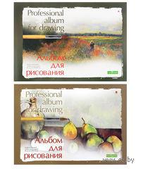 """Альбом для рисования """"Профессиональный"""" (А5; 20 листов)"""