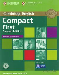 Compact First. B2. Workbook without Answers (+ CD)