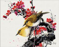 """Картина по номерам """"Весенняя песня"""" (400x500 мм; арт. MG008)"""