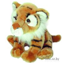"""Мягкая интерактивная игрушка """"Wiki Zoo. Тигр"""" (арт. 7583/WZ)"""