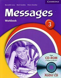 Messages 3: Workbook (+ CD). Ноэль Гуди, Диана Гуди, Мередит Леви