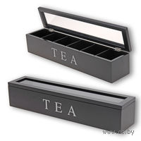 Коробка для хранения чая (430х90х87 мм)