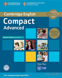 Compact Advanced. C1. Student`s Book with Answers (+ CD)