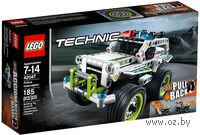 """LEGO. Technic. """"Полицейский патруль"""""""