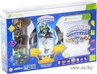 Skylanders. Стартовый набор: игровой портал, игра, фигурки: Spyro, Trigger Happy, Gill Grunt. Русская версия [Xbox 360]