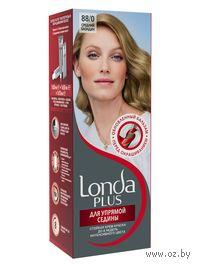 """Стойкая крем-краска LONDACOLOR для упрямой седины """"68-Средний блондин"""""""