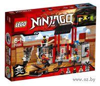 "LEGO Ninjago ""Побег из тюрьмы Криптариум"""