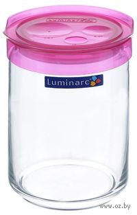 Банка для сыпучих продуктов стеклянная (1 л; арт. L0154)