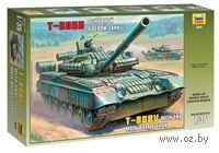Основной боевой танк Т-80БВ (масштаб: 1/35)