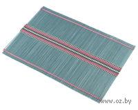 Подставка сервировочная бамбуковая окрашенная (30*45 см, арт. 4900013)