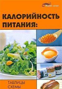 Калорийность питания: таблицы, схемы, методики
