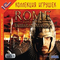 Rome: Total War. Barbarian Invasion