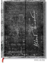 """Записная книжка Paperblanks """"Альберт Эйнштейн. Специальная теория относительности"""" в клетку (формат: 180*230 мм, ультра)"""