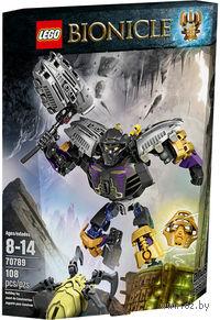 """LEGO. Bionicle. """"Онуа - Повелитель Земли"""""""