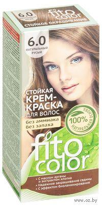 """Крем-краска для волос """"FitoСolor"""" (тон: 6.0, натуральный русый)"""