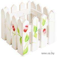 Кашпо для цветов (115х115х100 мм)