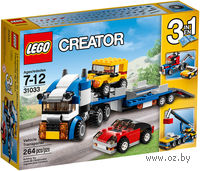 "LEGO. Creator. ""Автотранспортер"" (автоэвакуатор/автокран)"