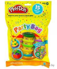 """Тесто для лепки """"Play-Doh. Праздничный"""" (15 цветов)"""