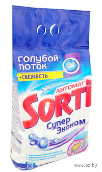 """Стиральный порошок """"Супер эконом"""" (3 кг)"""