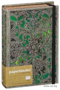 """Записная книжка Paperblanks """"Эсмеральда"""" в линейку (формат: 130*180 мм, средний)"""
