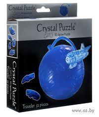 "Пазл-головоломка ""Crystal Puzzle. Путешественник"" (52 элемента)"
