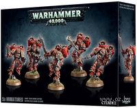 """Набор миниатюр """"Warhammer 40.000. Chaos Space Marines Raptors/Warp Talons"""" (43-13)"""