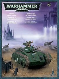 "Миниатюра ""Warhammer 40.000. Astra Militarum Chimera"" (47-07)"