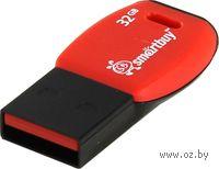 USB Flash Drive 32Gb SmartBuy Cobra (Red)
