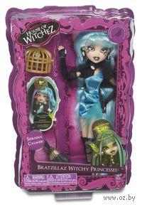 """Кукла """"Bratzillaz: Принцесса ведьм. Сиенна"""""""