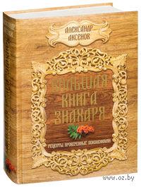 Большая книга знахаря. Александр Аксенов
