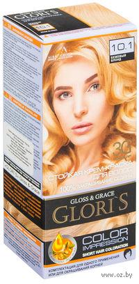 Крем-краска для волос (тон: 10.1, бежевый блонд)