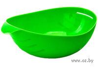 Форма для выпекания силиконовая (зеленая)